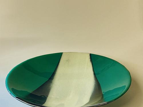 green-spring-day-glass-bowl